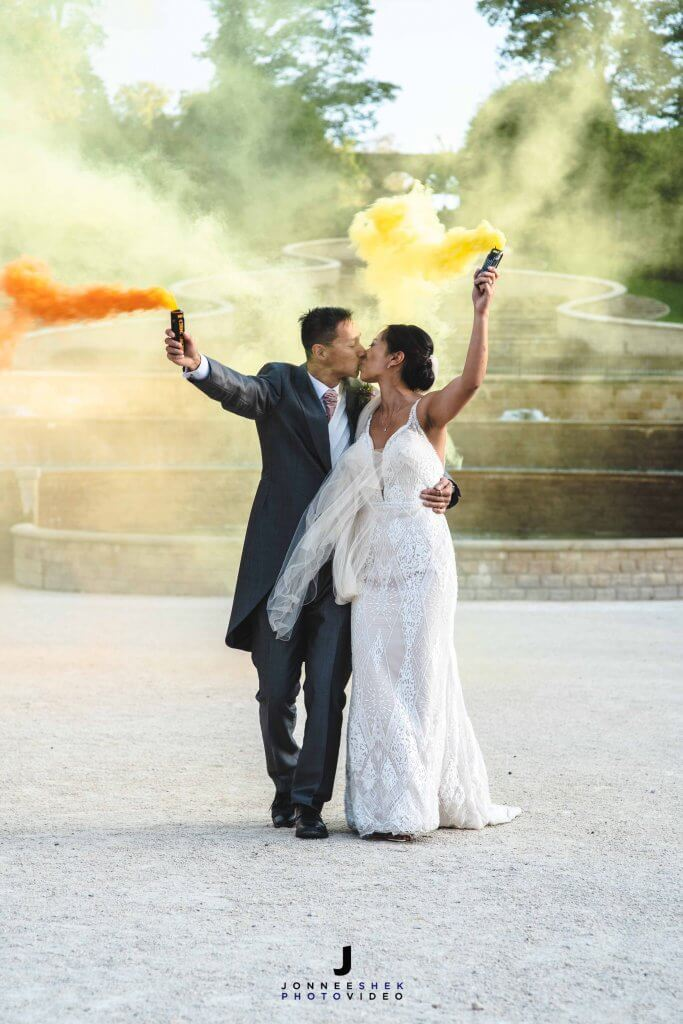 David victoria Alnwick gardens jonnee shek wedding Video videography